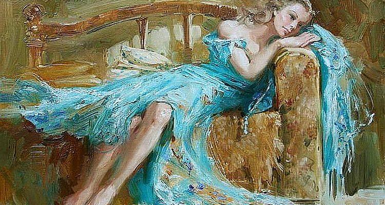 Мария Павлова. Мечтательница.