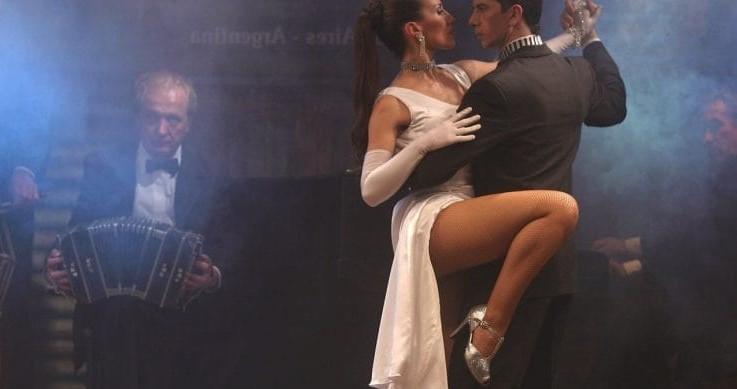 Вечірнє танго