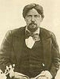 А.П. Чехов у середині 1890-х років.
