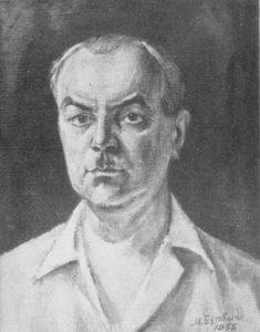 Микола Григорович Бутович - автопортрет