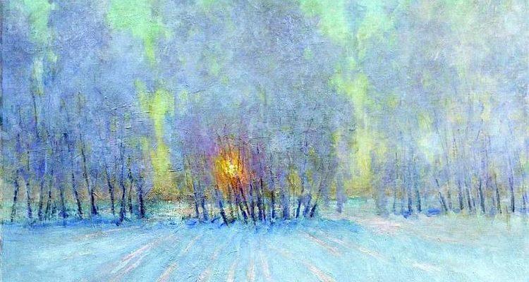 Зима в душі