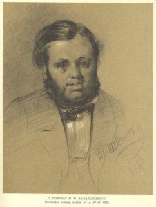 Михайло Матвійович Лазаревський