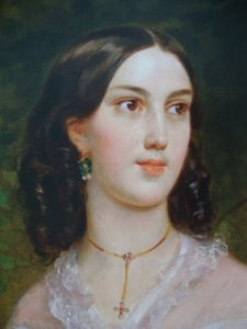 Емілія ТІММ (1822-? рр.ж.) Карла Брюлова