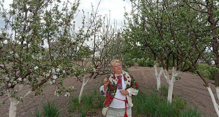 Ольга Топіха, травень 2020