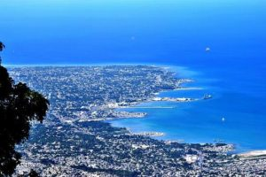 Гаити. Порт-о-Пренс.