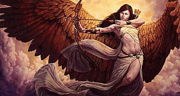 Артеміда - богиня полювання