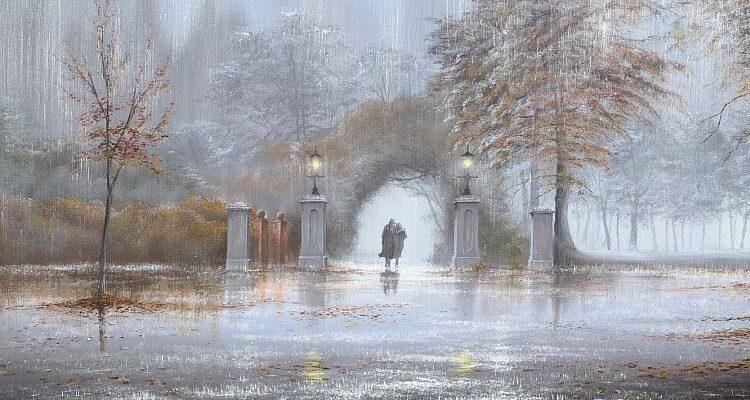 Осінній дощ