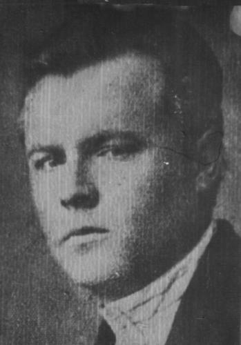 Давиденко В.А. – працівник Талалаївської райспоживспілки, комсомолець
