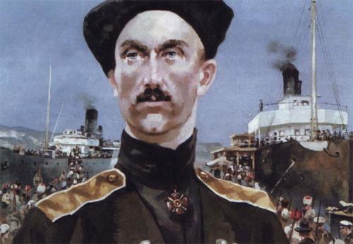 Барон генерал-лейтенант Петро Миколайович Врангель