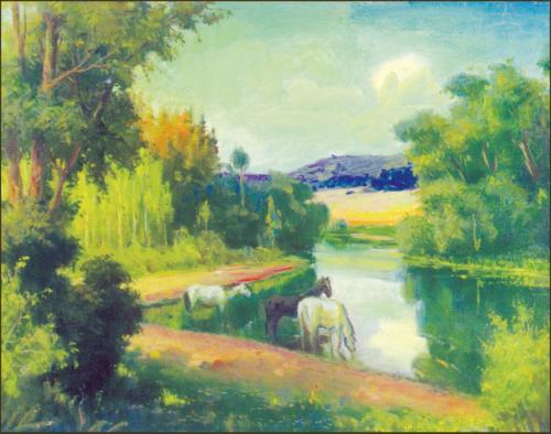 horses-over-river