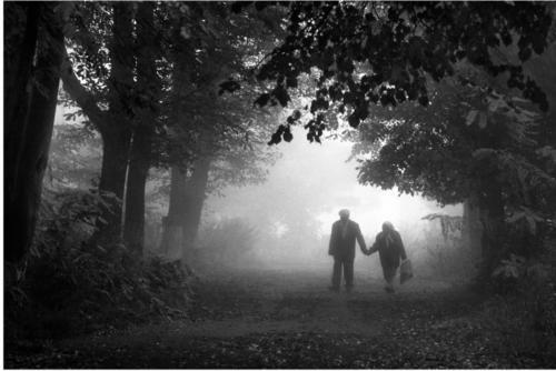 Пожила пара