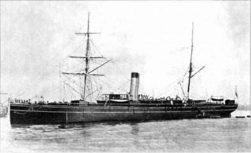 Парове морське судно