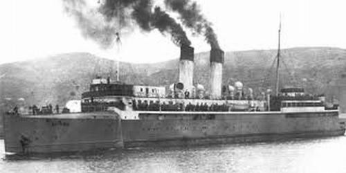 Пасажирський пароплав